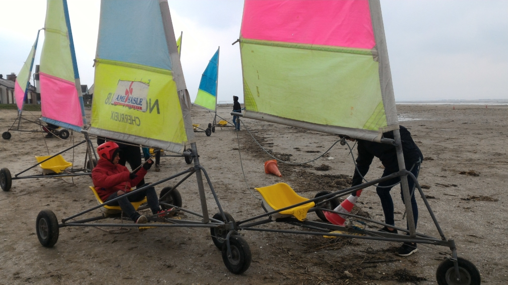 Lycee Maupertuis Saint Malo Char A Voile Lycee Maupertuis Saint Malo